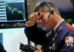 纽约股市三大股指4月1日大幅下跌  道琼斯工业平均指数下跌973.65点