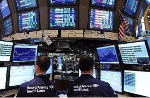 美股三大指数周三全线收涨,道指涨近370点,推特涨近8%,Facebook涨6%