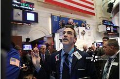美股三大股指27日上涨,道琼斯指数上涨553点