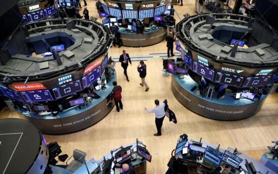 纽约股市三大股指8日上涨,道琼斯工业平均指数上涨461点