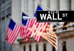 美股三大指数周一收盘集体收涨,科技股板块大涨