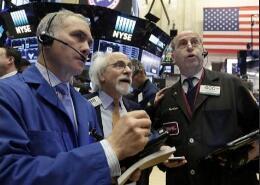 美国三大股指集体收涨,科技股领涨
