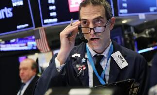 美股三大指数集体收涨 纳指首次收于12000点上方