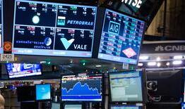 道指收涨0.13%,美国大型科技股全线走低