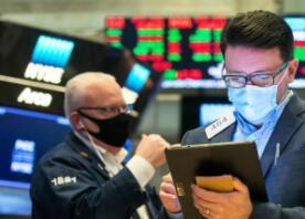 美股周五集体上涨,收盘价均创下历史新高