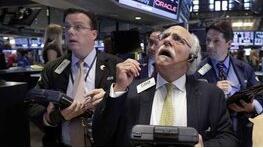美国股市周二上涨  纳指涨464.66点,涨幅3.69%